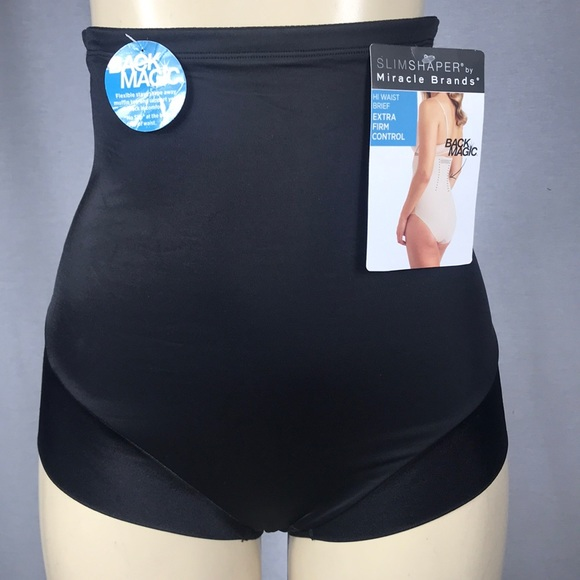 slimshaper by Miracle Brands Other - Slim Shaper Hi Waist Brief Extra Firm Control
